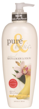 Image of Wild Banana Vanilla Body Lotion