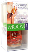 Image of MOOM Botanical Hair Removal Kit with Lavender
