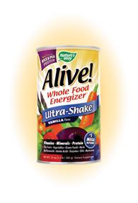 Image of Alive! Rice & Pea Protein Shake Vanilla