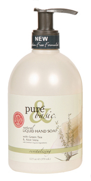 Image of Liquid Hand Soap, Revitalizing