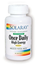 Image of Once Daily High Energy Multivitamin plus Lutein