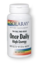 Image of Once Daily High Energy Multivitamin Two-Stage, Timed-Release