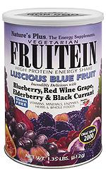 Image of FRUITEIN Luscious Blue Fruit Shake