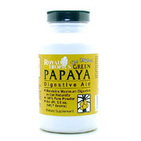 Image of Green Papaya Digestive Enzymes