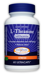 Image of L-Theanine 100 mg
