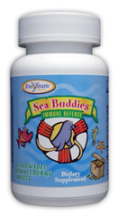Image of Sea Buddies Immune Defense Chewable Sparkleberry