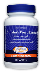 Image of St. John's Wort Extract Extra Strength 450 mg