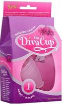 Image of Diva Cup #1 Pre-Childbirth