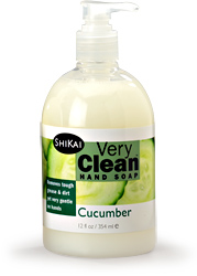 Image of Very Clean Liquid Hand Soap Cucumber