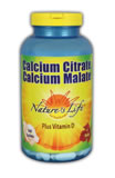 Image of Calcium Citrate & Calcium Malate