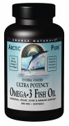Image of ArcticPure Omega-3 Fish Oil Ultra Potency 850 mg Enteric Coated