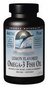 Image of ArcticPure Omega-3 Fish Oil 800 mg, Lemon Flavored