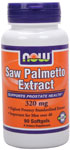 Image of Saw Palmetto Extract 320 mg with Pumpkin Seed Oil
