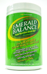 Image of Emerald Balance 30 Day Canister