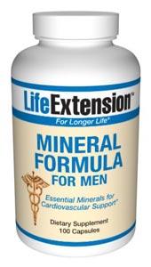 Image of Mineral Formula for Men