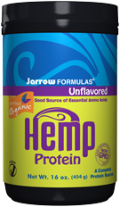 Image of Hemp Protein, Certified Organic