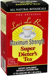 Image of Laci Le Beau Super Dieters Maximum Strength All Natual Botanical