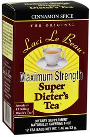 Image of Laci Le Beau Super Dieters Maximum Strength Cinnamon Spice