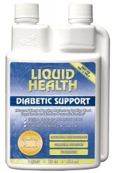 Image of Liquid Health Diabetic Support