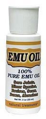 Image of Emu Oil 100% Pure