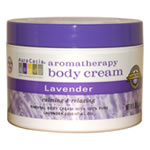 Image of Aromatherapy Body Cream Lavender