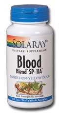 Image of Blood Blend SP-11A (Dandelion - Yellow Dock)