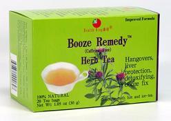 Image of Booze Remedy Herb Tea