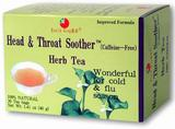 Image of Head & Throat Soother Herb Tea