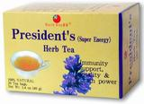 Image of President's Super Energy Herb Tea