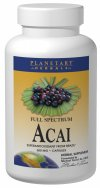 Image of Acai 500 mg Full Spectrum