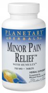 Image of Minor Pain Relief