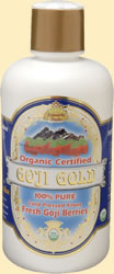 Image of Goji Gold Organic