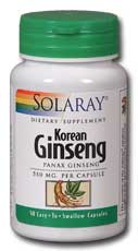 Image of Ginseng Root Korean 550 mg