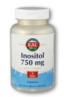 Image of Inositol 750 mg