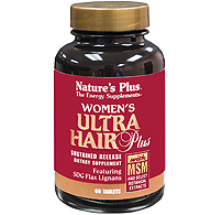 Image of Women's Ultra Hair Plus Sustained Release Tablets