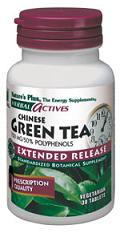 Image of Green Tea (Chinese) 750 mg, Herbal Actives - Extended Release
