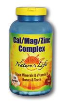Image of Cal/Mag/Zinc Complex <B>Capsule</b>
