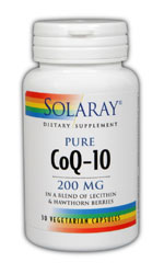 Image of Pure CoQ10 200 mg