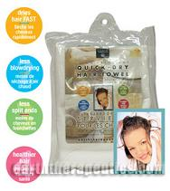 Image of Angel-Tex Quick Dry Hair Towel