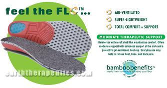 Image of CIRCUFLO Odor Absorbing COMFORT Support Insoles Medium