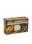 Image of Aloe-Oatmeal Bar Soap