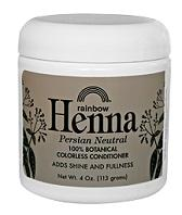 Image of Henna Persian Neutral Jar
