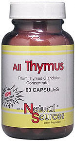 Image of All Thymus Caps
