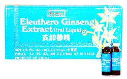 Image of Eleuthero Ginseng Extract