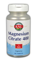 Image of Magnesium Citrate 400 mg