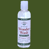 Image of Wonder Wash Liquid Soap Fragrance Free