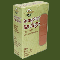 Image of Strong Strip Bandages Latex Free
