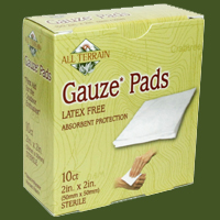 Image of Gauze Pads Latex Free