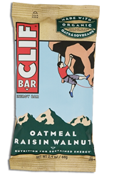 Image of Clif Bar Organic Oatmeal Raisin Walnut