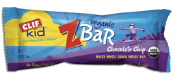 Image of Clif Kid Organic Z Bar Chocolate Chip